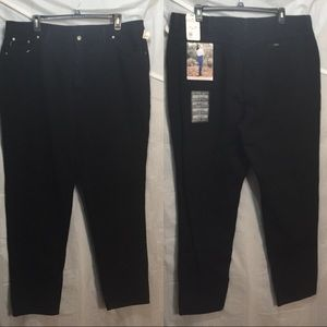 New vintage 80/90s Chic black jeans plus 26 tall